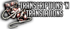 Transcriptions 'N Translations